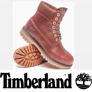 🦊EUC Timberland Heritage Boots